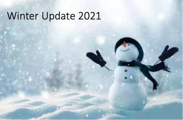 Winter Update 2021