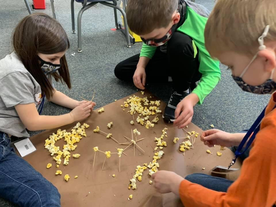1st grade stem activity